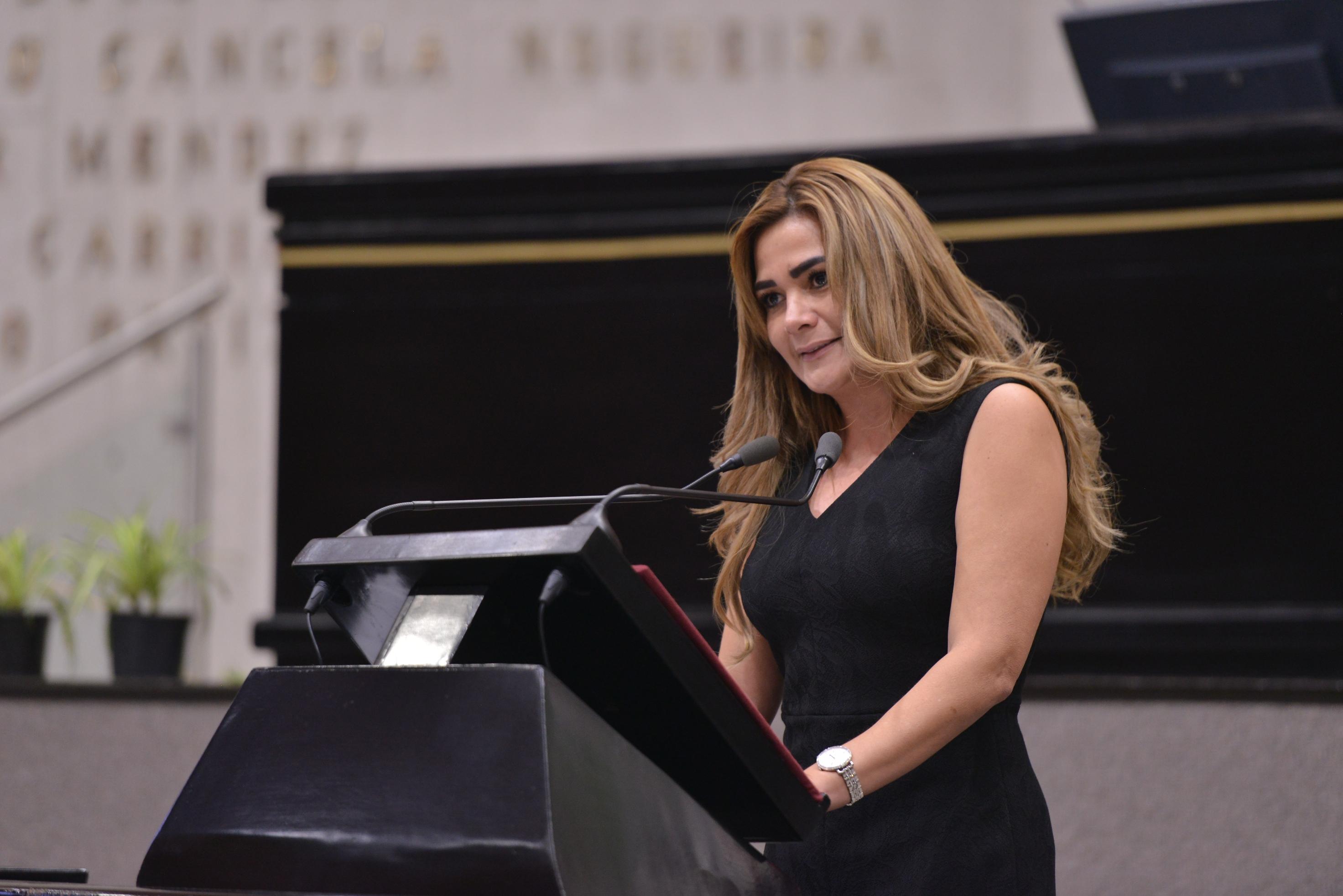 En delitos por corrupción no habría libertad condicional, propone diputada