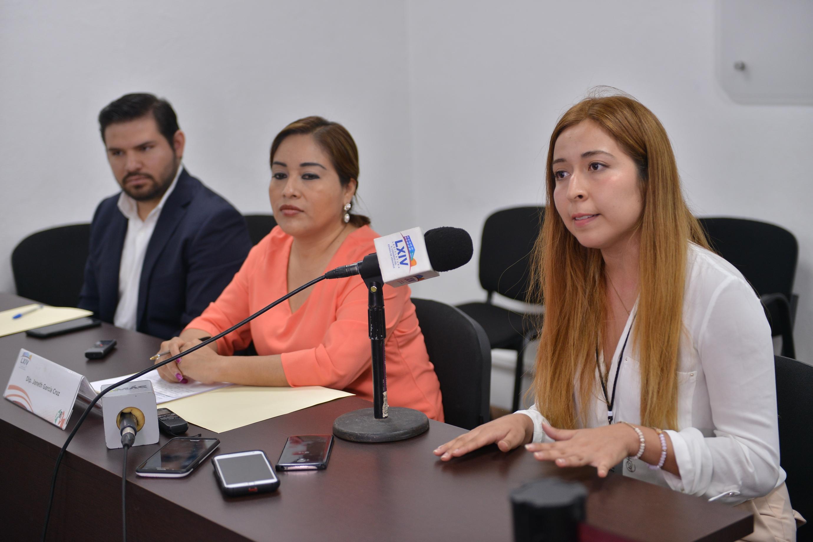 Da a conocer Congreso actividades del 13 Parlamento de la Juventud Veracruzana