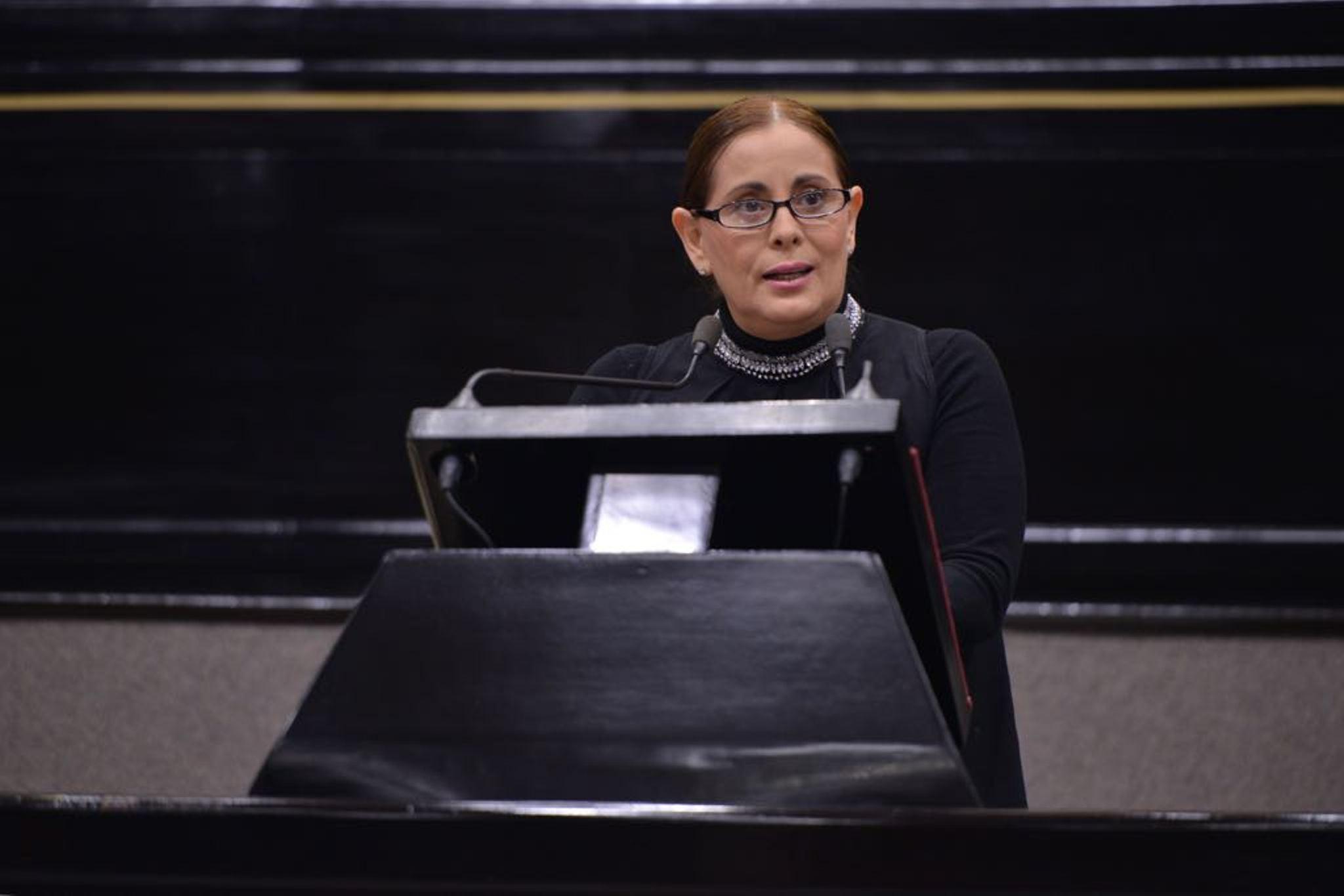 Instalaciones sanitarias para la comunidad LGBTTTI, propone González Sheridan
