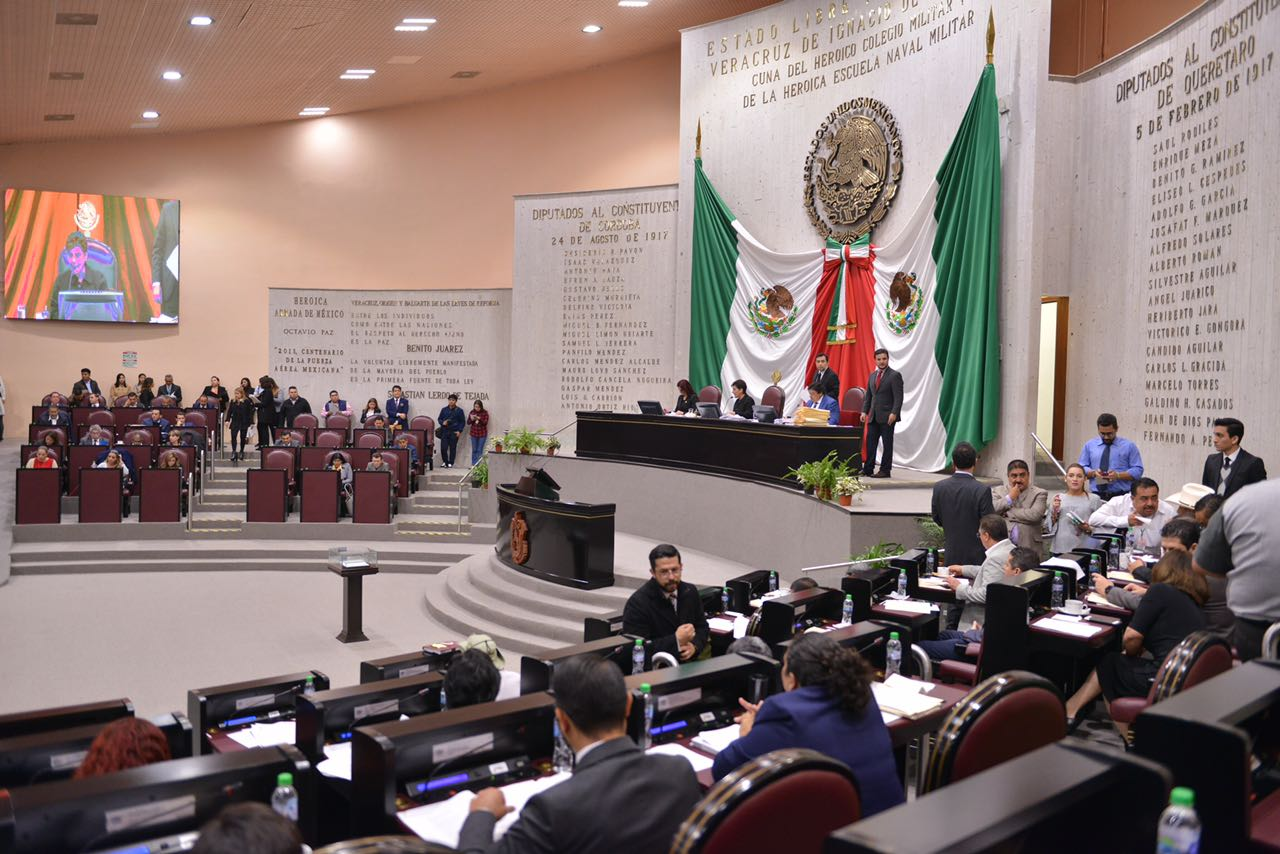 Nombra Congreso a los integrantes  de la Comisión de Selección