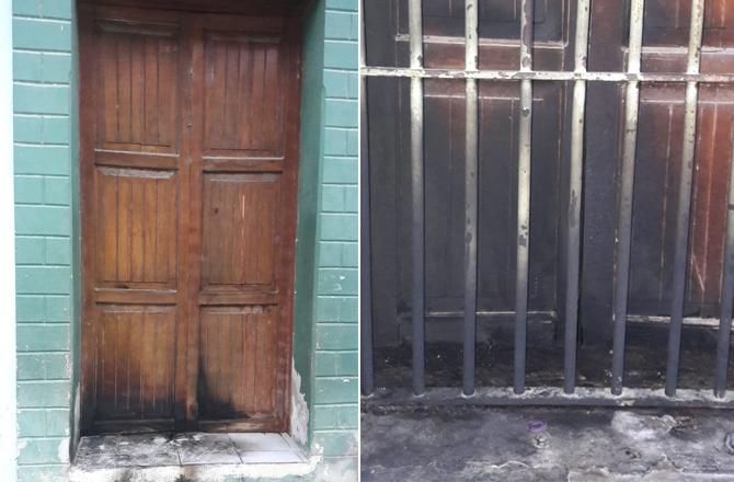 Coyutla: intentan incendiar oficinas de Morena, denuncian