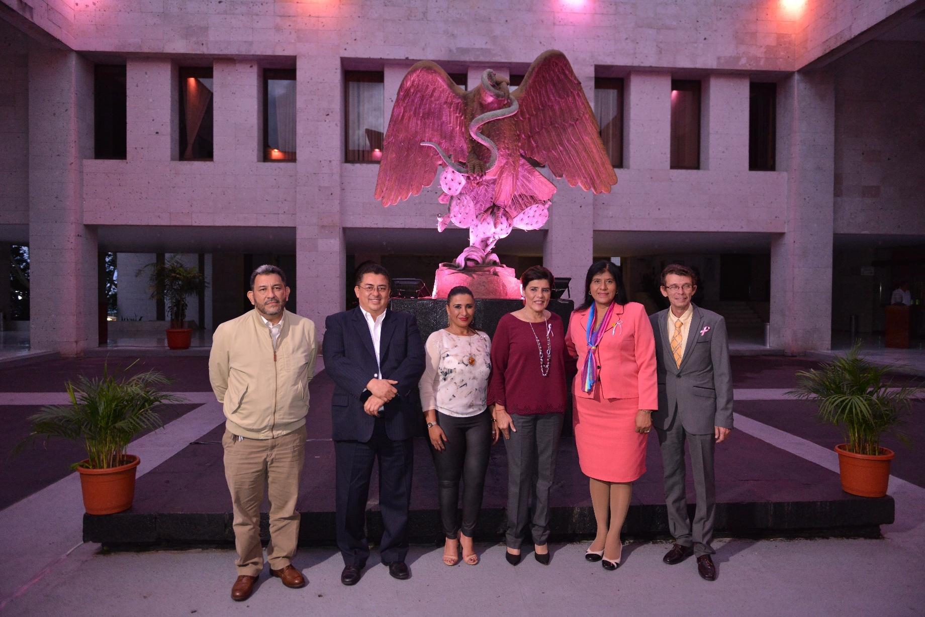 Se suma Congreso de Veracruz a esfuerzos contra el cáncer de mama