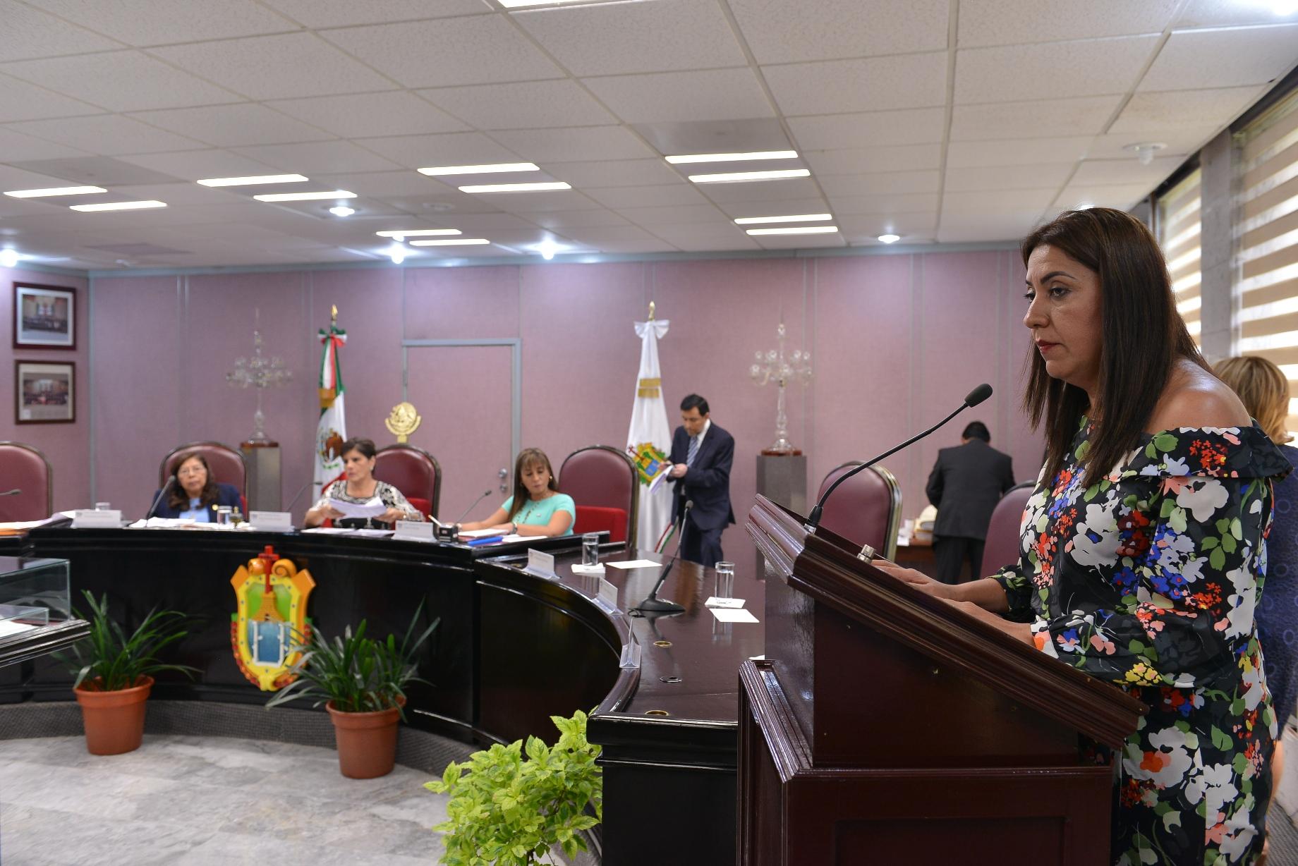 Exhorta Teresita Zuccolotto a frenar y sancionar la violencia de género