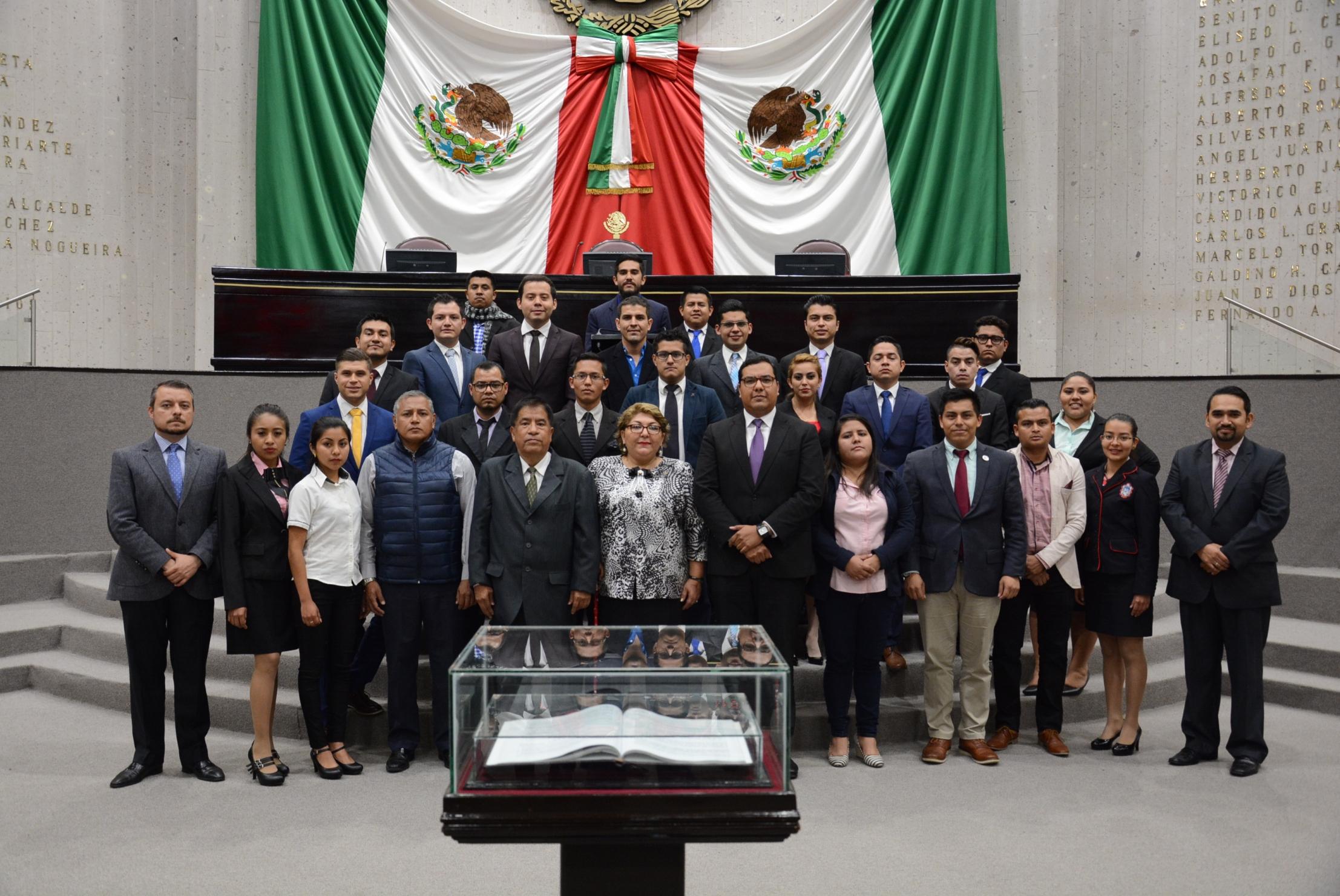 Representará José Manuel Ramírez Osorio a Veracruz en certamen nacional de oratoria
