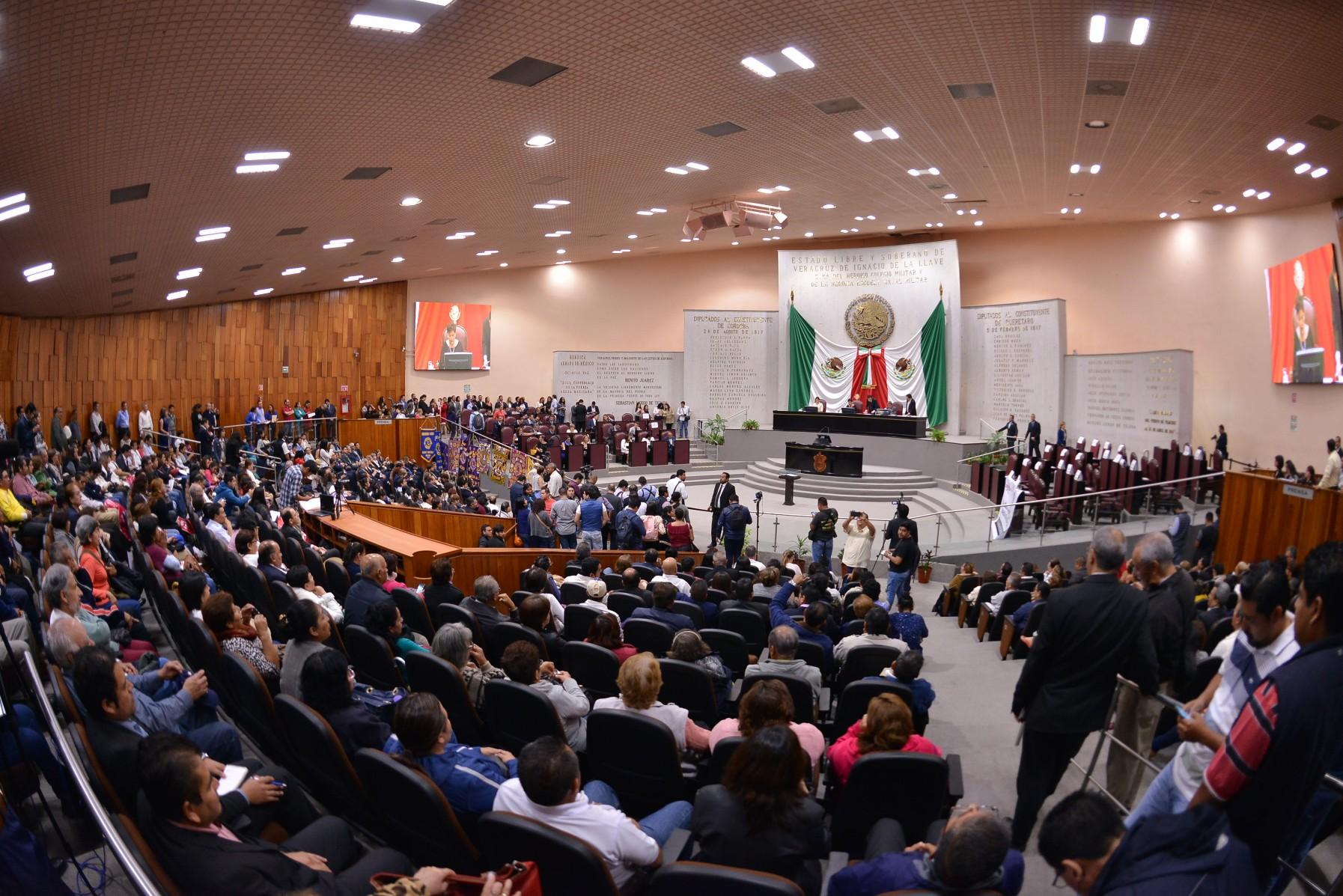 Aprueba Congreso creación de APP para construcción de 17 ciudades judiciales