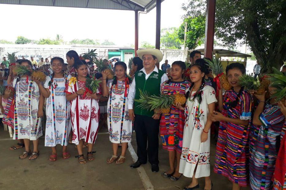 En Uxpanapa presentan convocatoria para integrar Consejo Consultivo Indígena