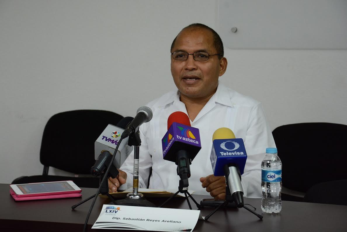 Anuncia diputado Sebastián Reyes su solicitud de adhesión al Grupo Legislativo del PAN