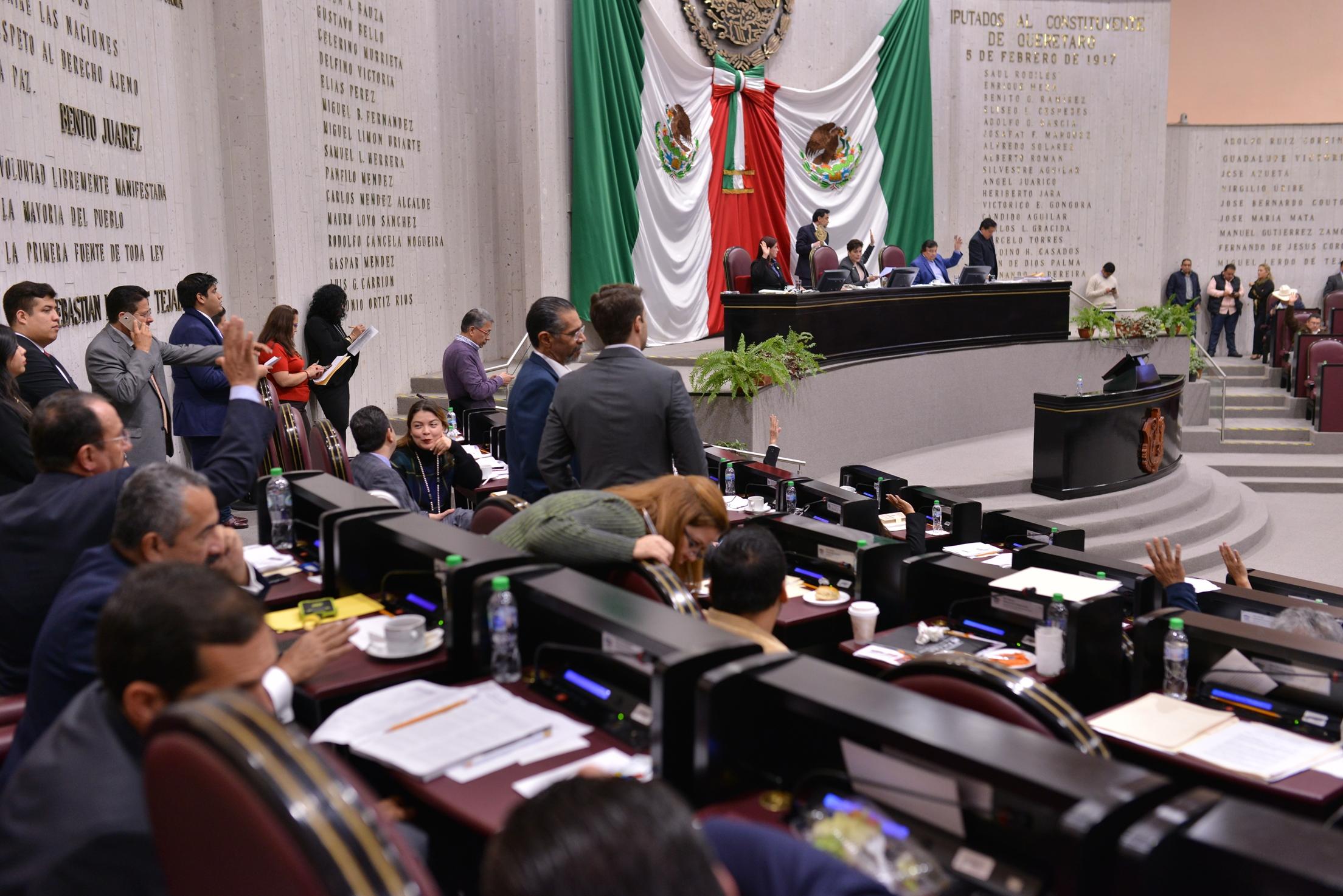Ajusta Congreso atribuciones de la Contraloría al Sistema Anticorrupción