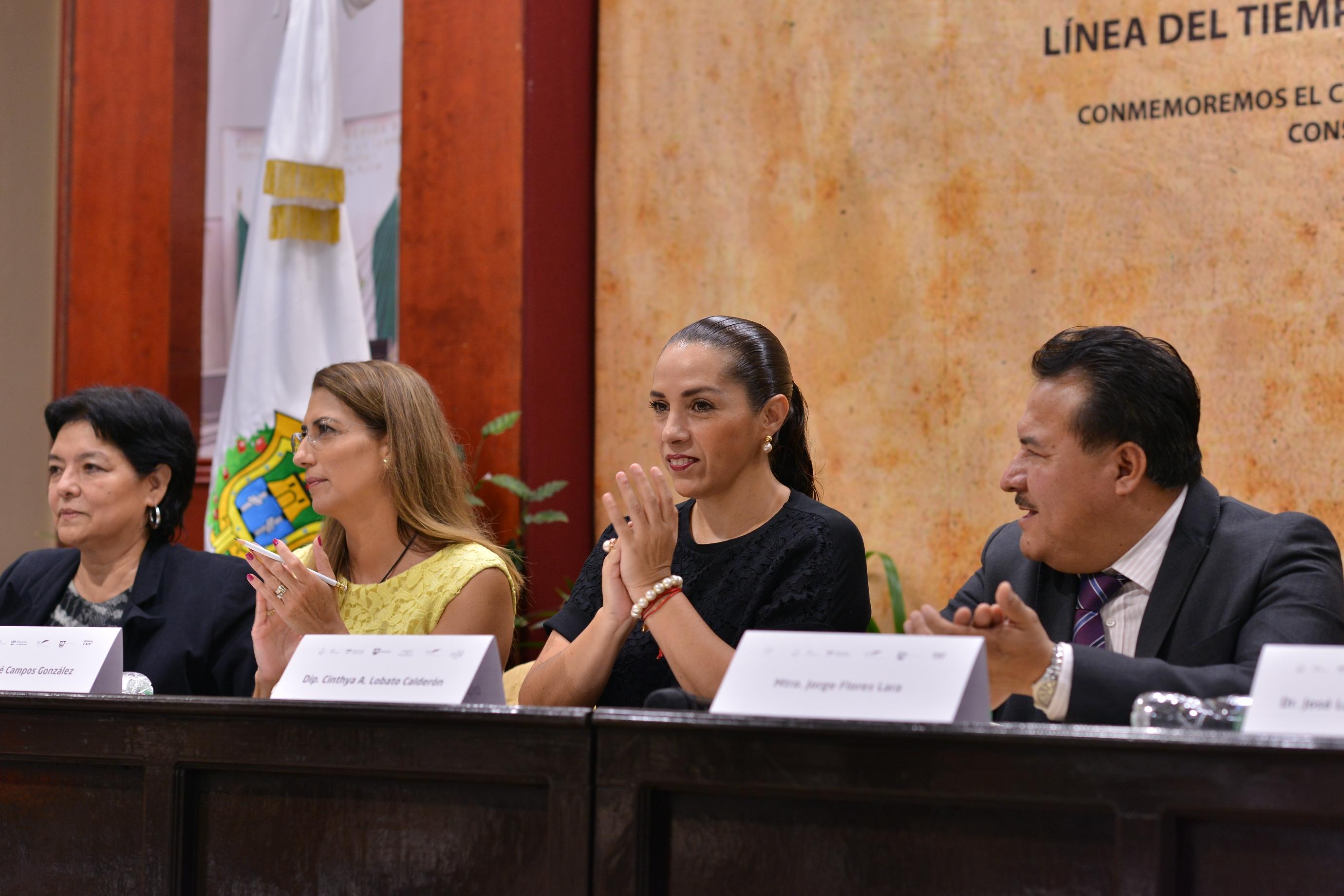 Ciudadanos deben participar en el diseño y actualización de las leyes: Lobato Calderón