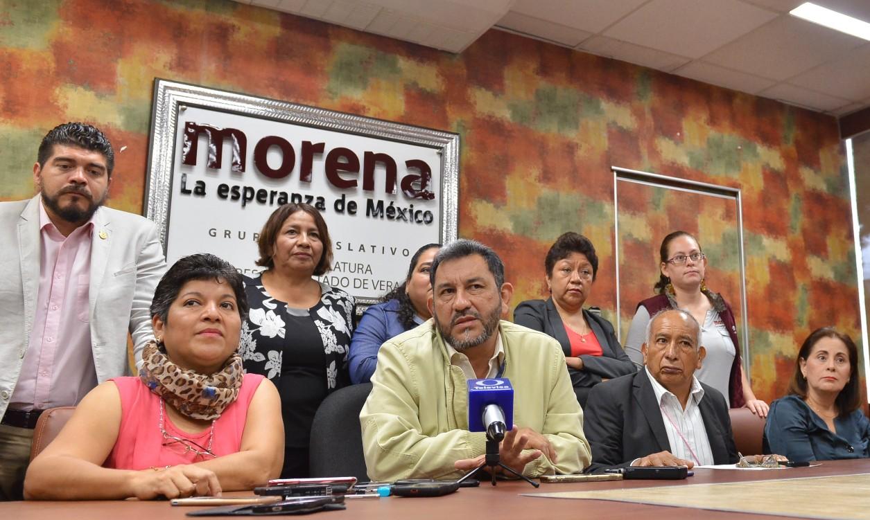 Condena MORENA actos intimidatorios contra el periodista Mussio Cárdenas