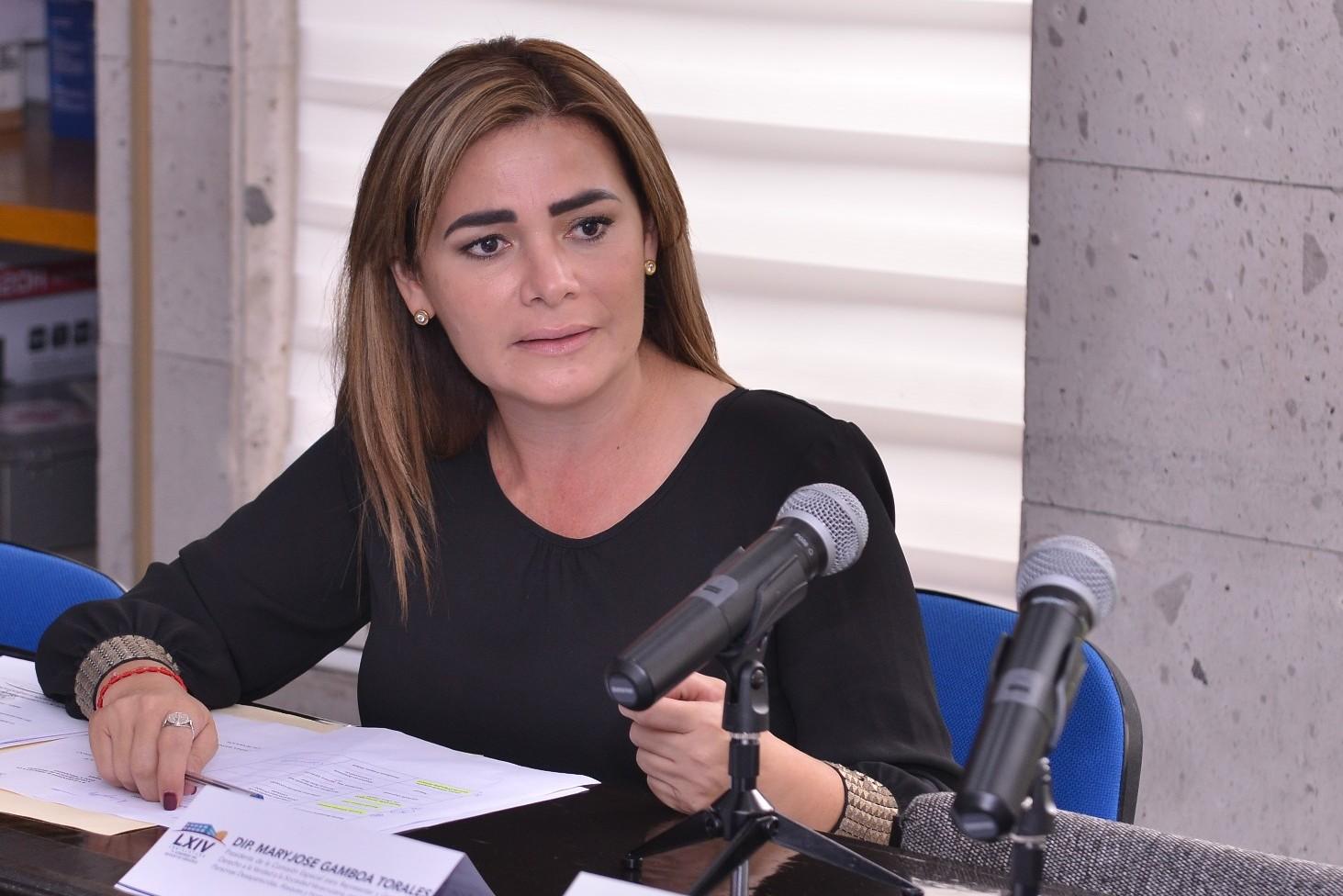 Continúa gestión para conformar panteones ministeriales: María Josefina Gamboa Torales