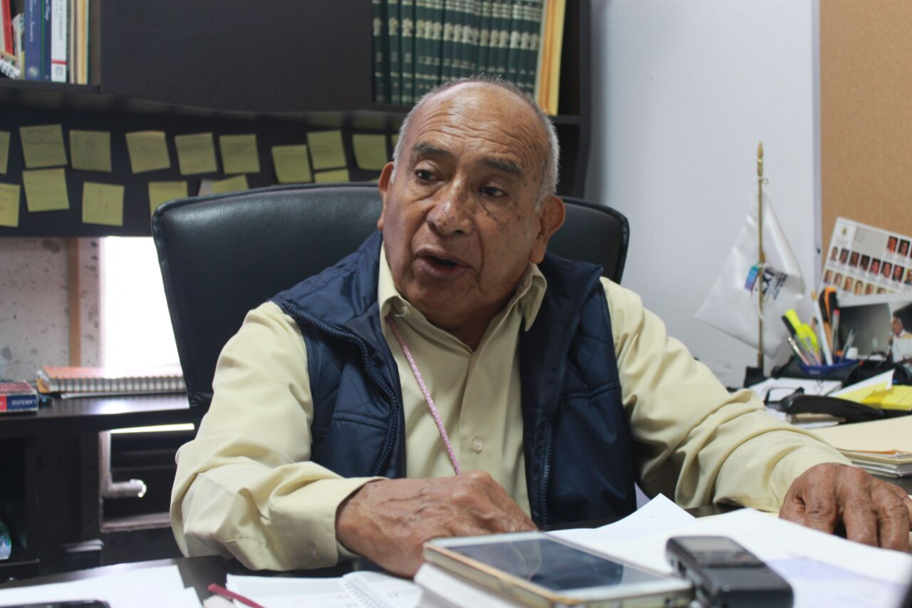 Municipios se olvidan del sector campesino: diputado Isaías Pliego