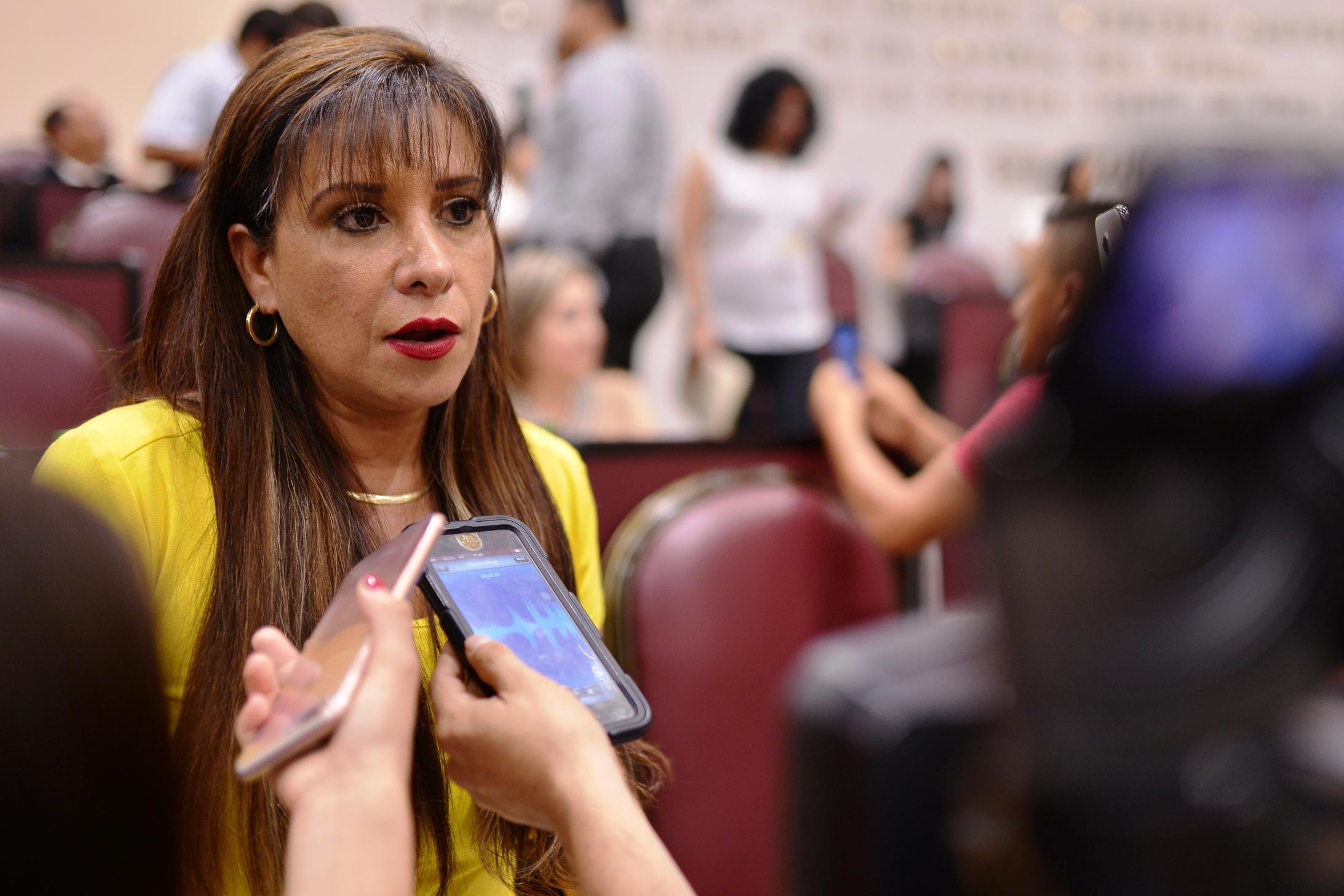 Subsiste SNE en Veracruz pese al recorte presupuestal: Mariana Dunyaska