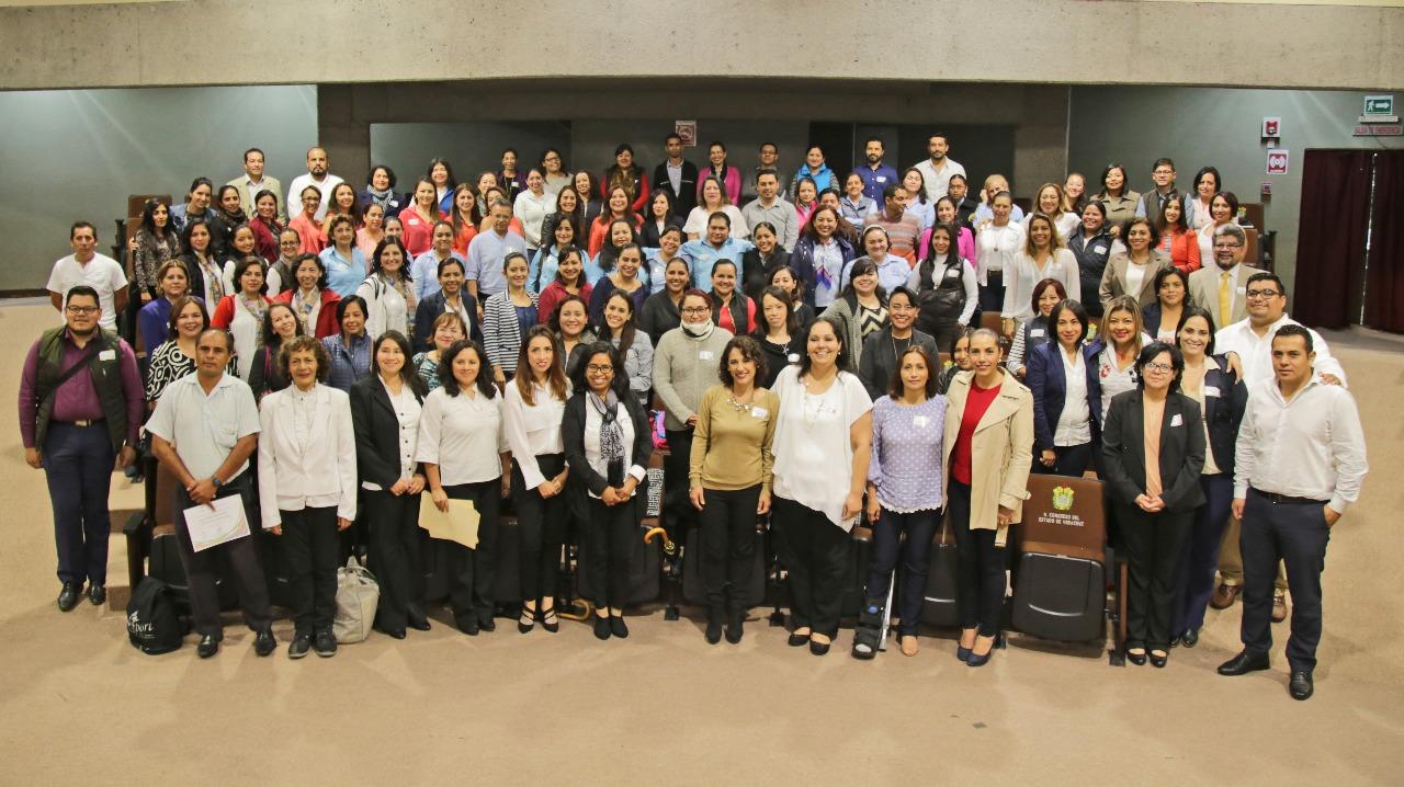 Anuncia Cinthya Lobato propuesta para lograr educación inclusiva en Veracruz