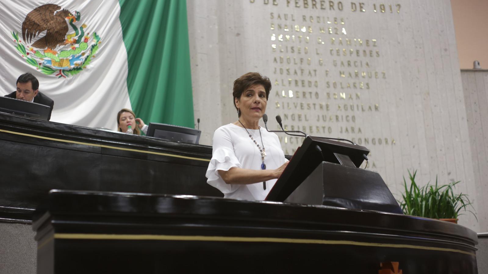Mecanismos de consulta ciudadana deben apegarse a Ley de Referendo, Plebiscito e Iniciativa Popular: Mariely Manterola