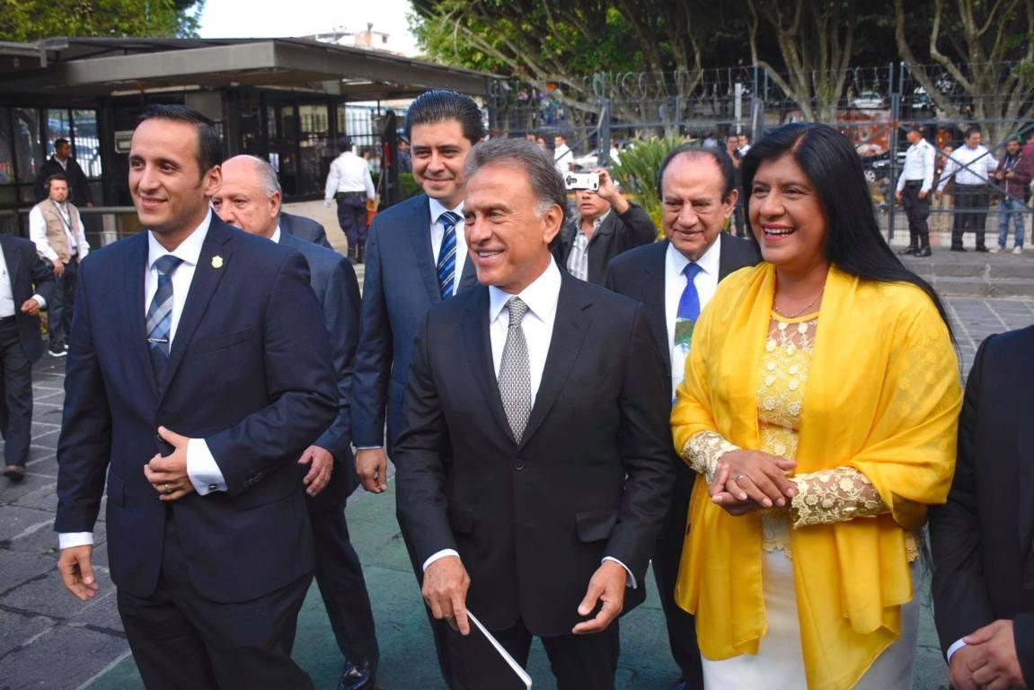 Capturas contra yunistas busca intimidar a oposición: Sergio Hernández