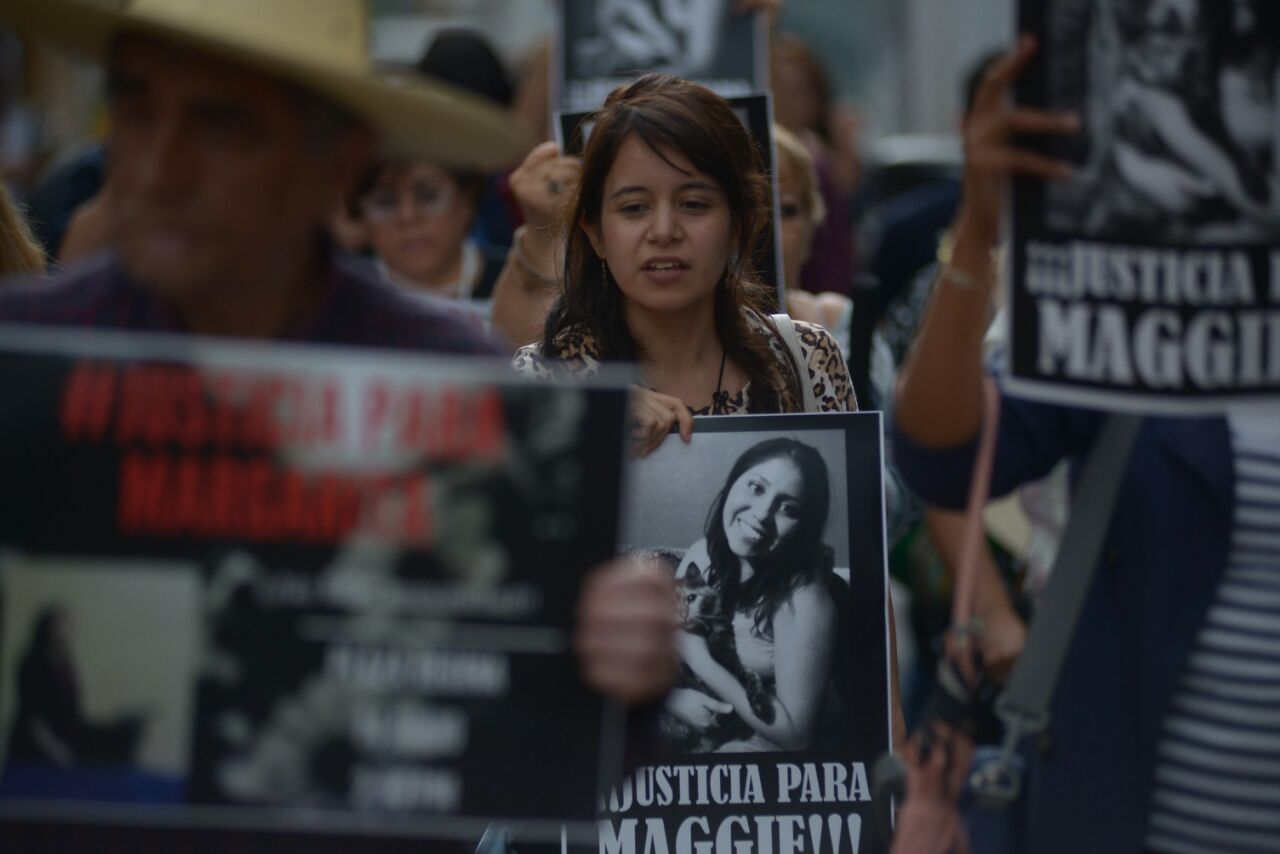 Condenan silencio de UV y de Cuitláhuac ante asesinato de Margarita