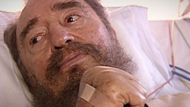 Publican imágenes inéditas de Castro momentos antes de su renuncia