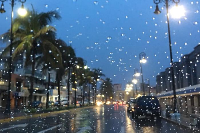 Fin de semana con lluvias para Veracruz por temporal, activan Alerta Gris