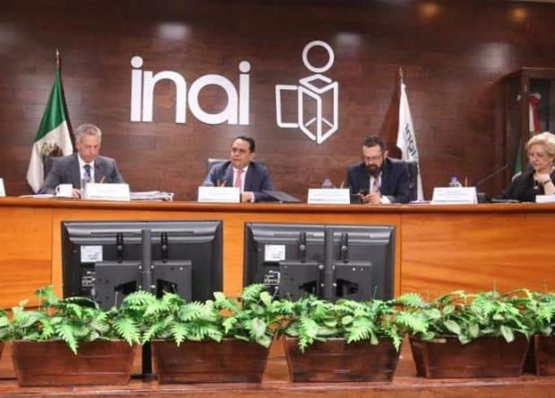 INAI dice que no fue responsable de filtrar lista de pagos a periodistas