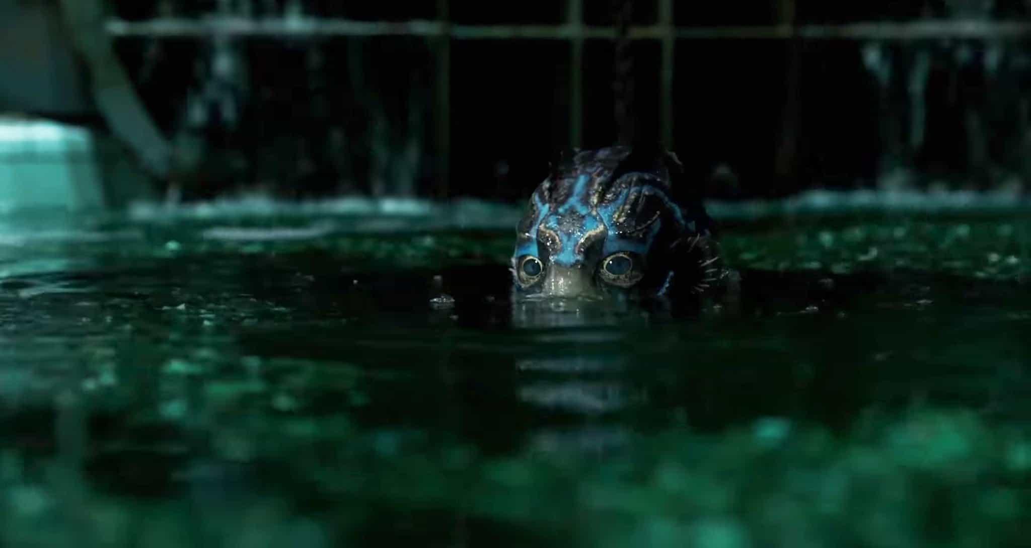 Guillermo del Toro no plagió idea para La forma del agua: FOX