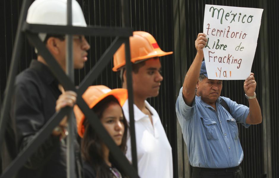 ONG rechazan el uso de fracking en tres nuevos pozos en Tamaulipas y Veracruz
