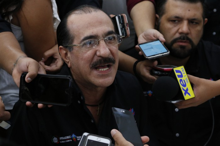 El Secretario de Turismo no está a la altura de Veracruz: Pérez Fraga