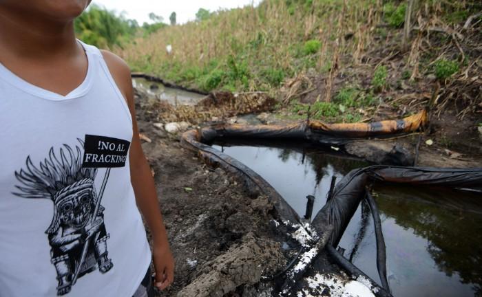 Veracruz, la entidad más afectada en México por el fracking