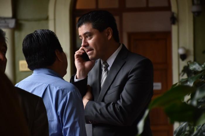 Hipólito demoró 3 horas en atender conflicto con empleados: Franco