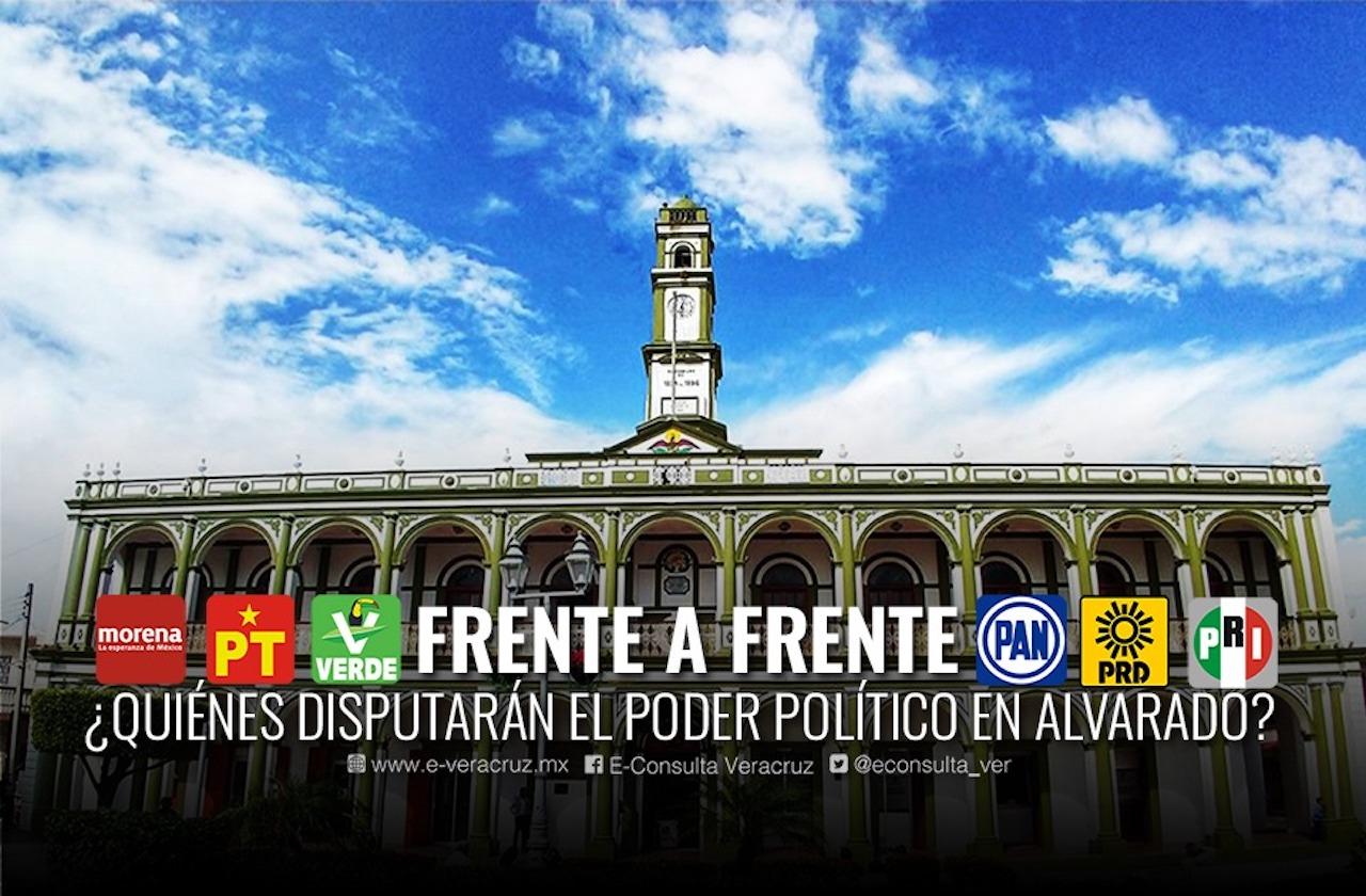 Frente a frente: quiénes disputarán el poder político en Alvarado