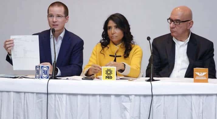 Reparto de candidaturas, el riesgo del Frente Ciudadano por México