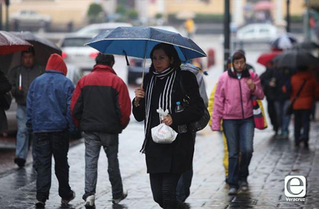Lluvias, bajas temperaturas y norte: Así FF#4 en Veracruz