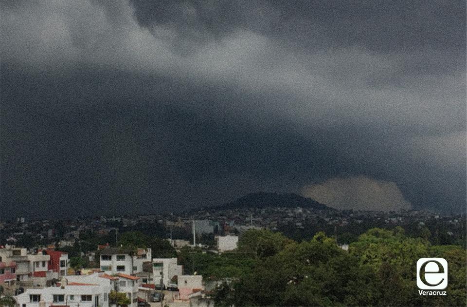 PC alerta a veracruzanos: FF #24 traería frío y lluvias