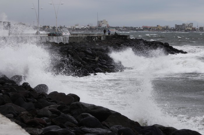 Evento de norte, frío y lluvias para Veracruz por entrada de nuevo Frente