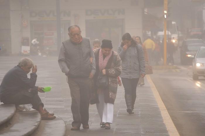 Xalapa alcanzaría los 2 grados la madrugada de este domingo