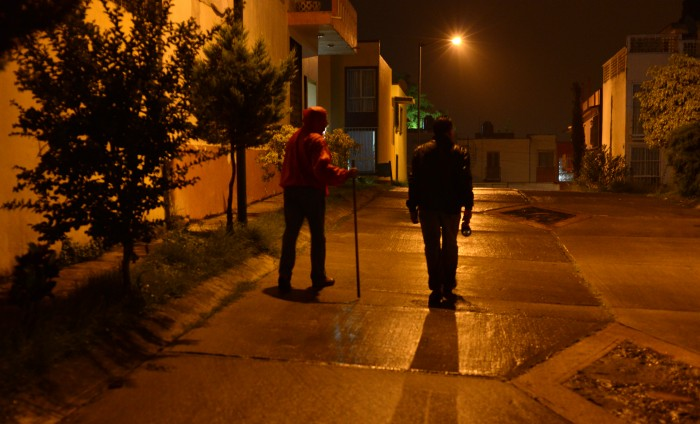 Delincuencia rebasó a las autoridades: Vecinos de Las Fuentes