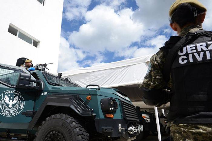 Muere elemento de la Fuerza Civil en El Lencero por disparo accidental