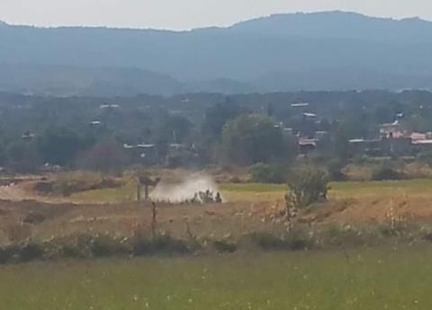 Otra fuga cerca de Tlahuelilpan, Hidalgo