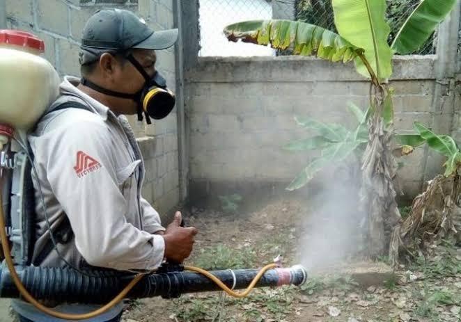 Jurisdicción Sanitaria No. 5 rechaza desabasto de químicos para combatir dengue