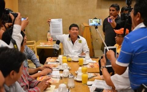 Partidos se deslindan de denuncia de coacción de funcionarios de casilla