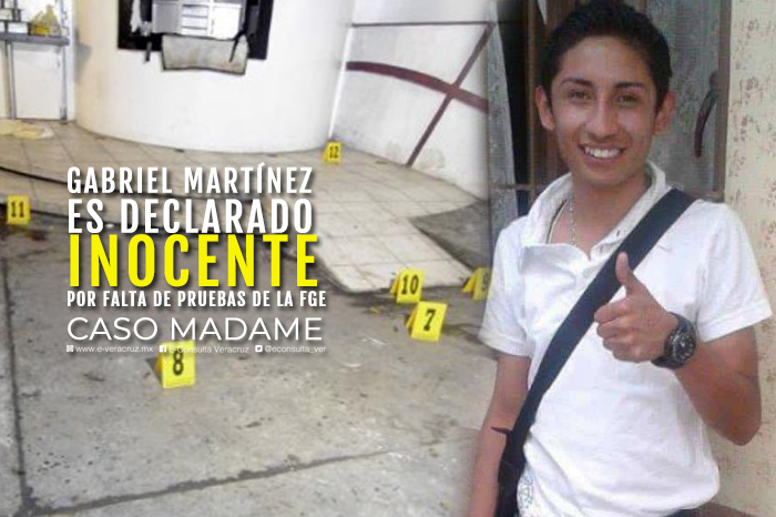 Tras dos años preso, declaran inocente a detenido por masacre en antro Madame