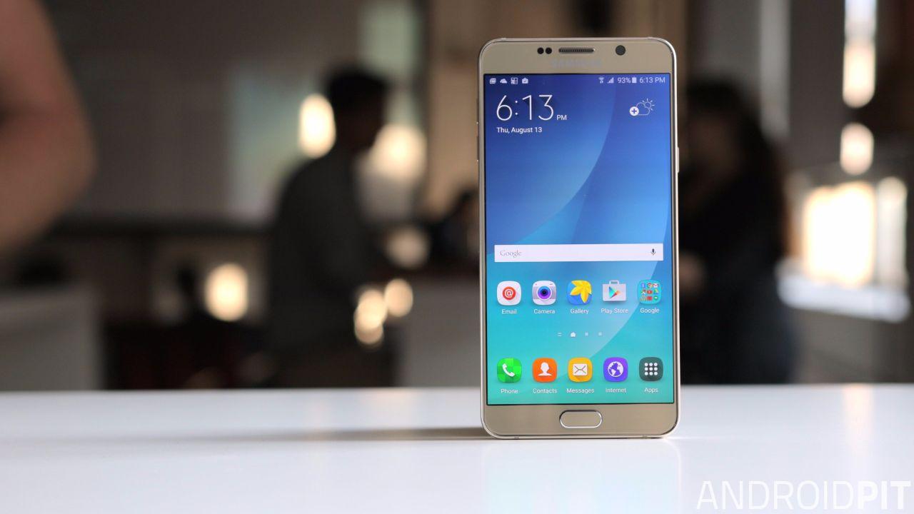 Ya está aquí el Galaxy Note 7… pero cuesta casi 18 mil pesos