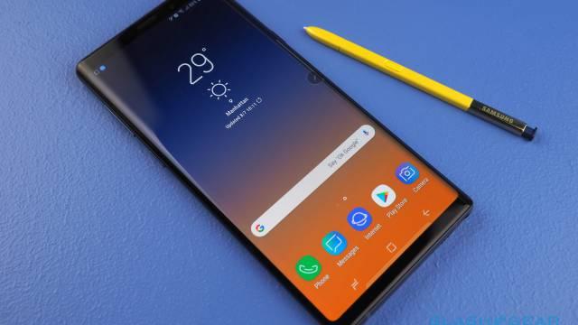 ¿Quieres un Galaxy Note 9? Estos son sus precios