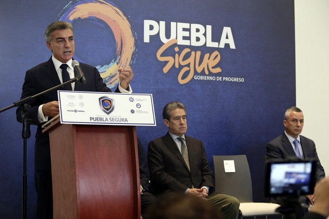 Arribarán a Puebla 2 mil elementos del Ejército