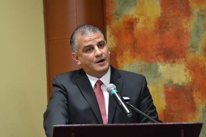 """Nadie se va a poder escapar"" a la justicia: Francisco Garrido"