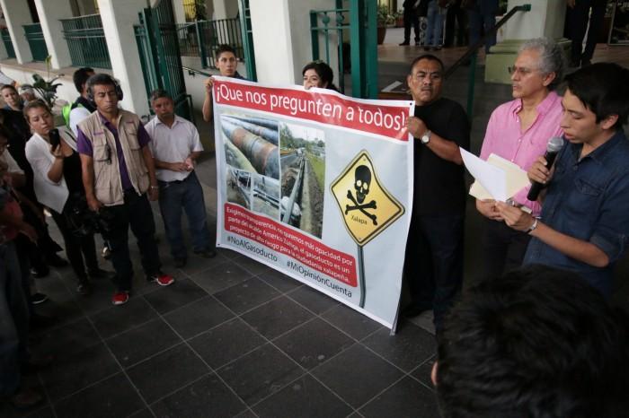 Alcalde electo de Xalapa urge a Yunes sancionar a Gas Natural del Noroeste