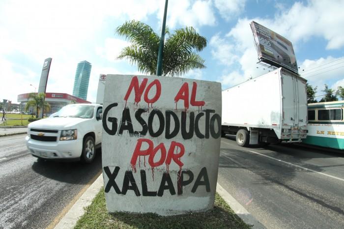 Ayuntamiento de Xalapa pretende otorgar permisos para gasoducto