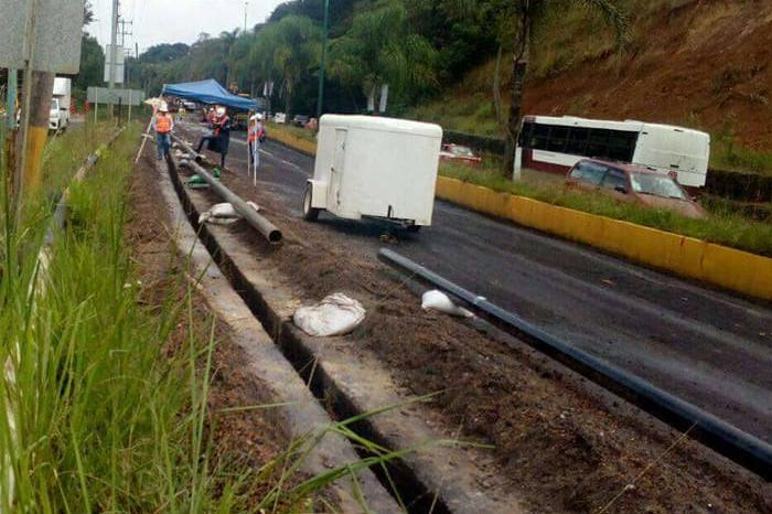 Gasera sigue introduciendo línea de gasoducto en Veracruz sin permiso