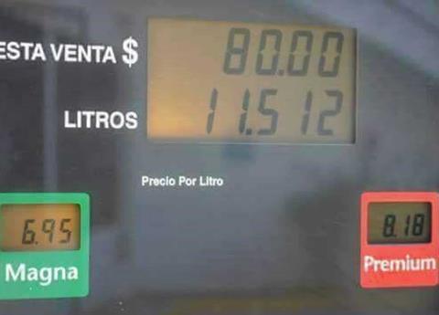 ¿Cómo me afecta el costo de la gasolina?