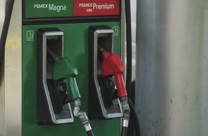 Gasolina costará 16.52 pesos el litro durante el fin de semana